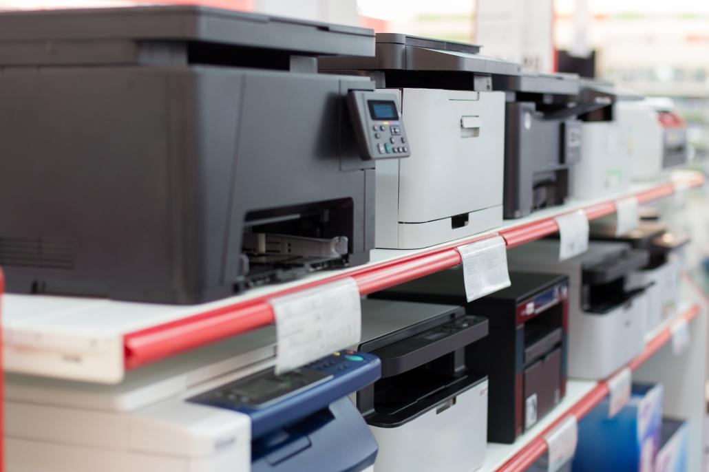 vendita e assistenza stampanti laser a colori e laser nero