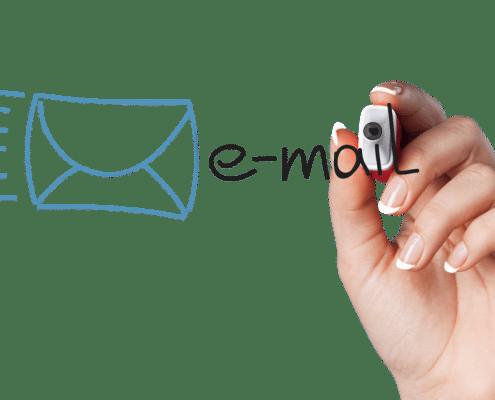 pratoprint prima configurazione mail
